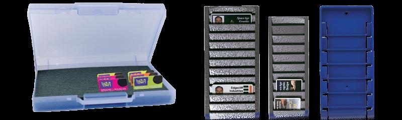 Kartenregale und Kartenboxen