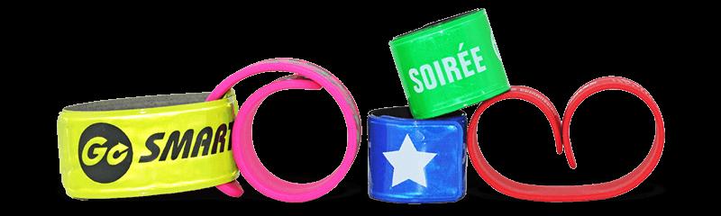 Schnapp-Armbänder