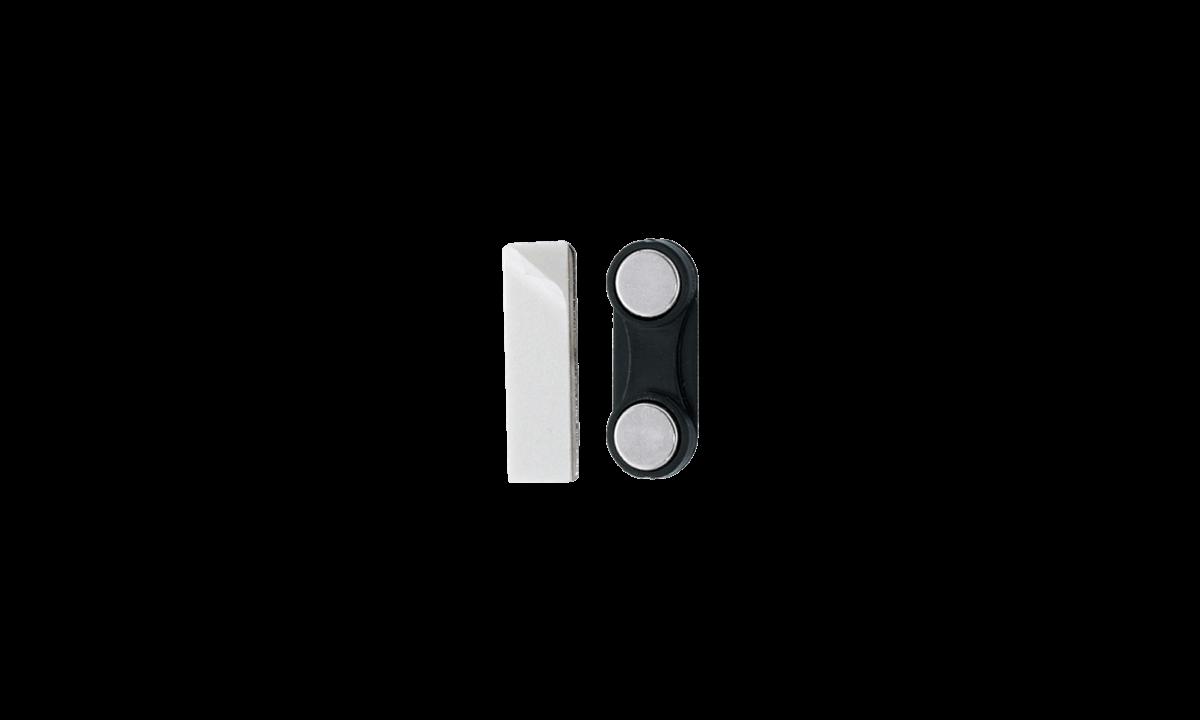 Selbstklebendes Magnet – Kunststoffguss