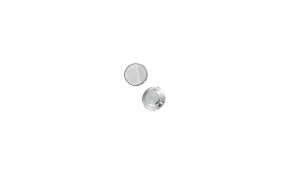 Selbstklebendes Magnet - Rundes Haftmagnet - Rundmetall-Guss