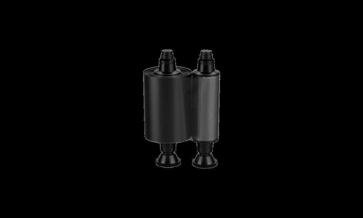 Einfarbige Bänderkassette (Schwarz) für Drucker Zenius und Primacy