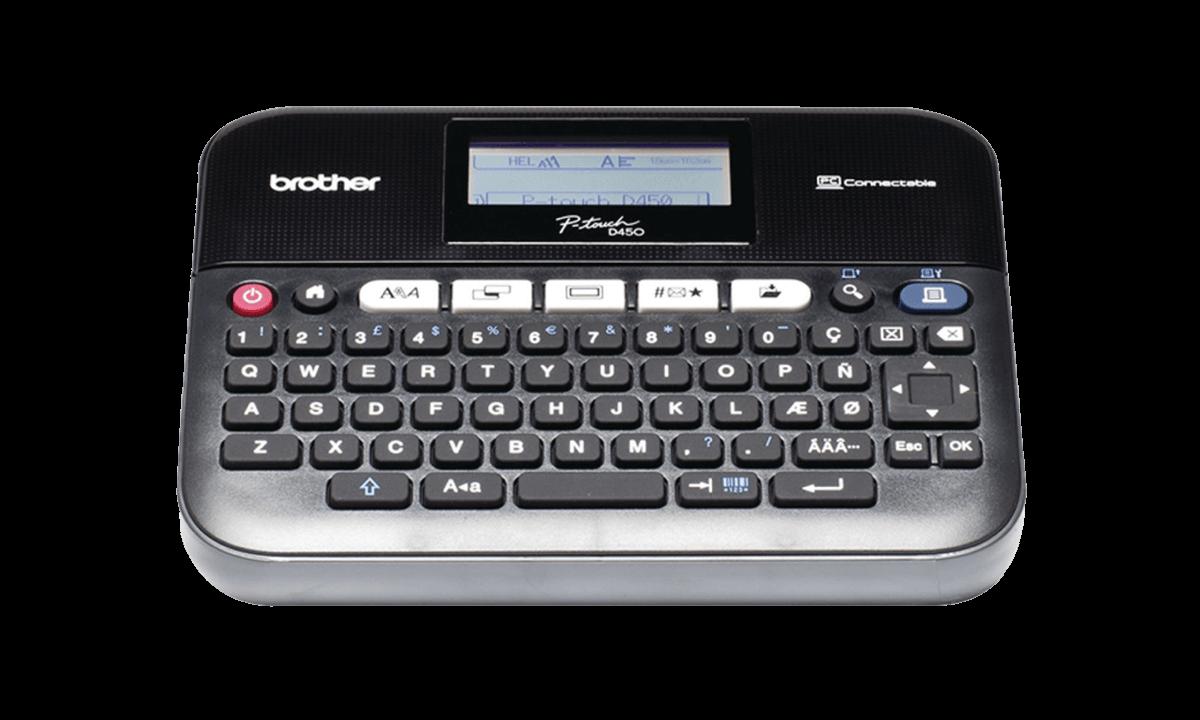 Professioneller Desktop-Etikettierdrucker PT450VP