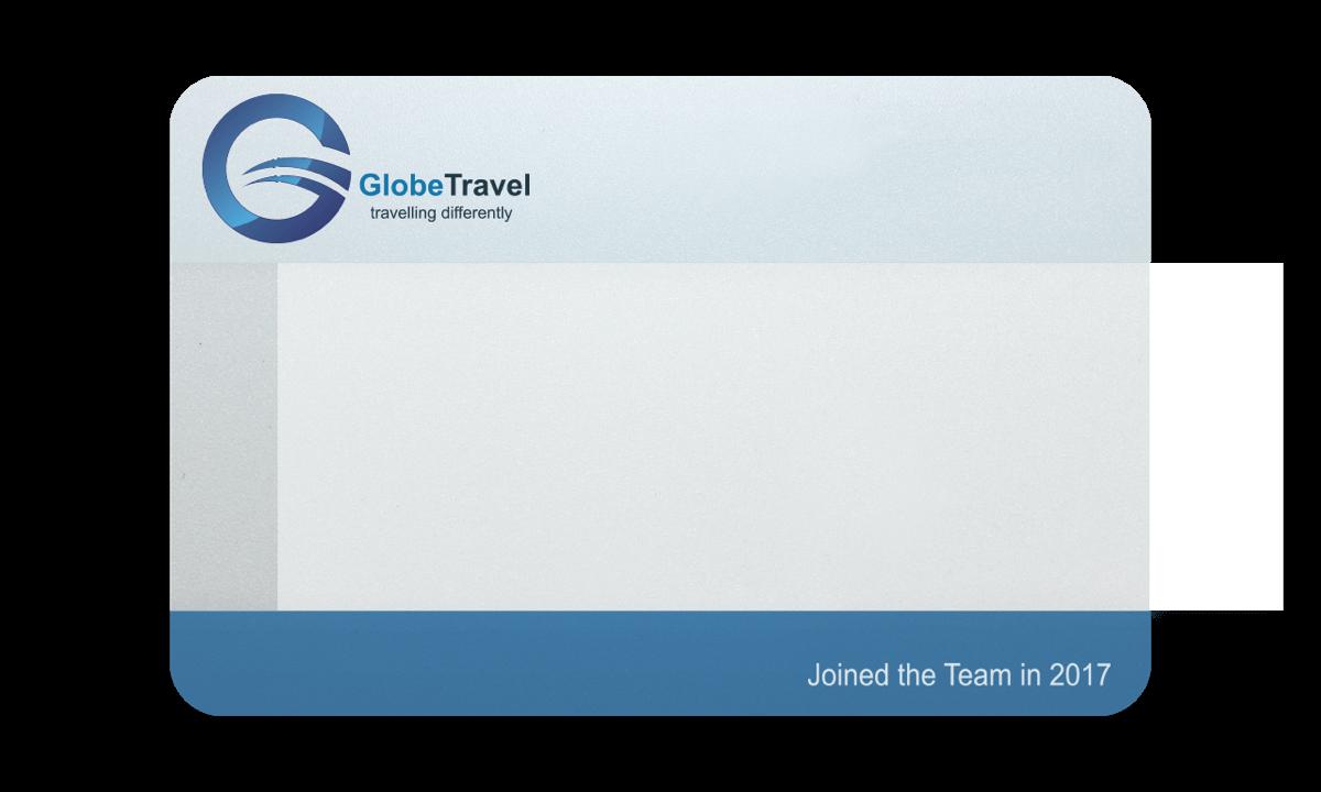 Wiederwendbares Selfit® Megatag Namensschild, 95 x 62 mm