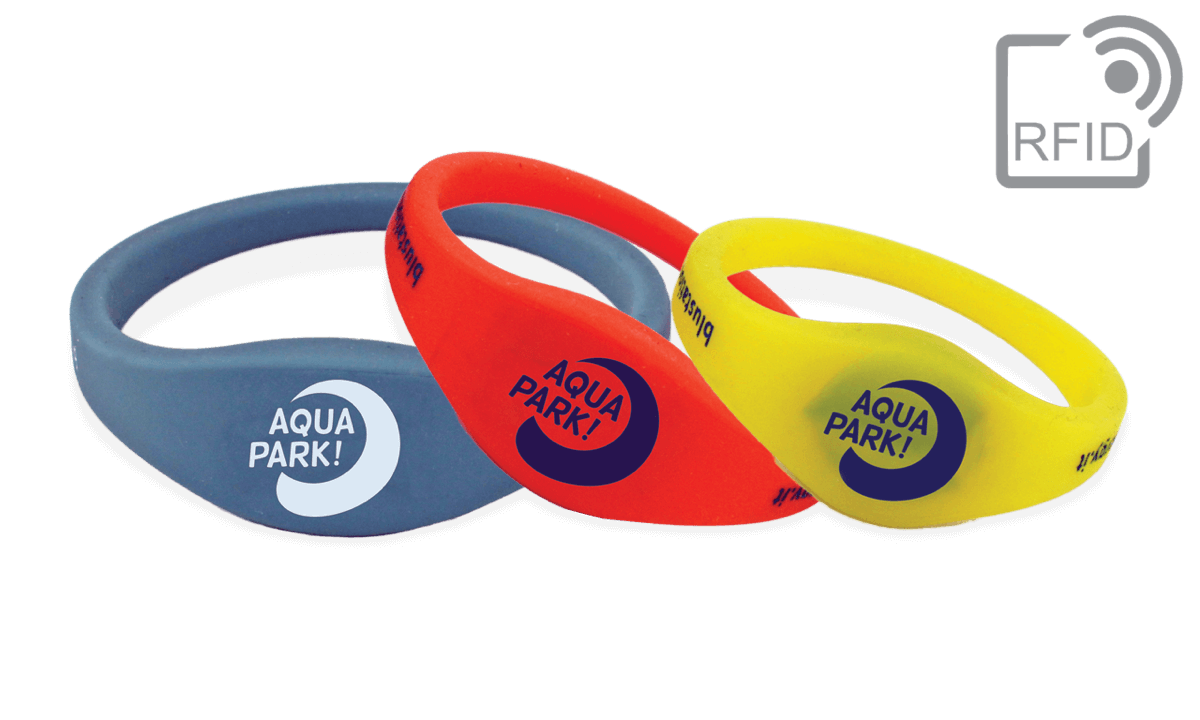PDC Smart®-Silikon-Armbänder