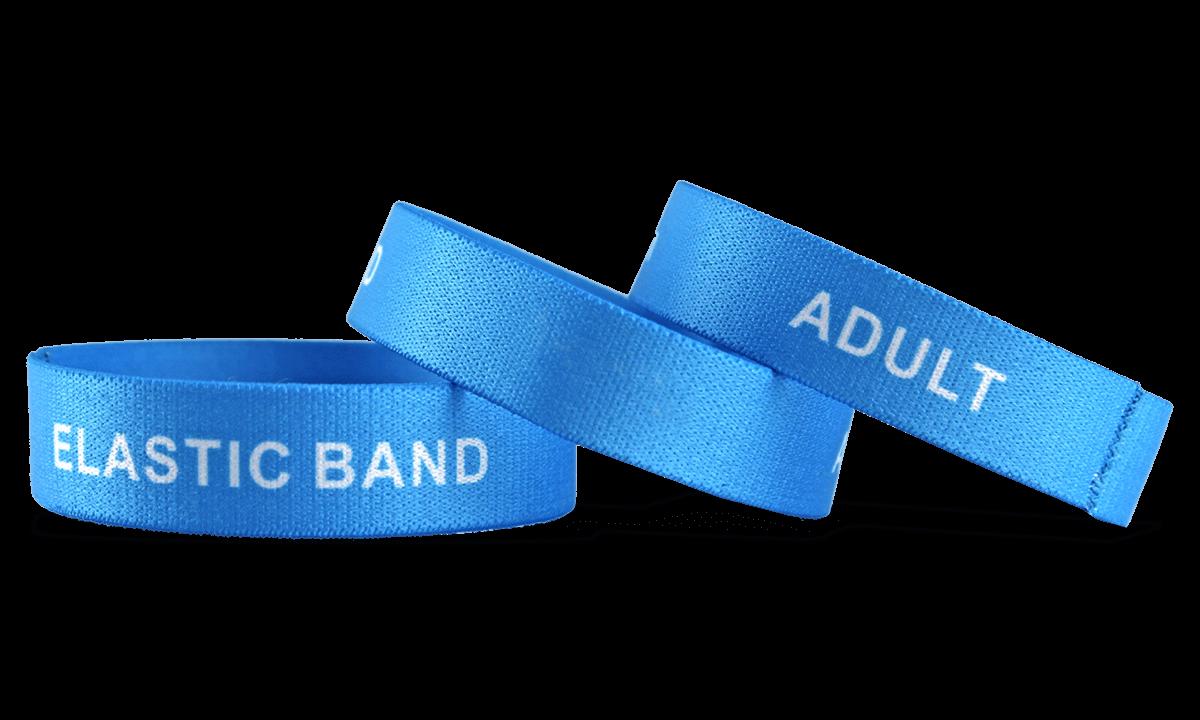 Personalisierte dehnbare Armbänder, Größe: Erwachsene