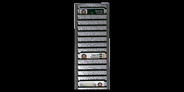 Metallhalter für Namensschilder (für 40Karten in horizontaler Position)