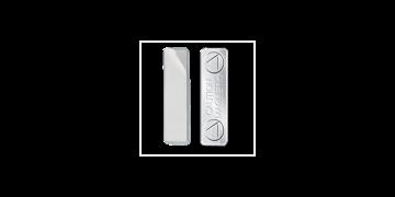 Selbstklebendes Magnet – Metallguss