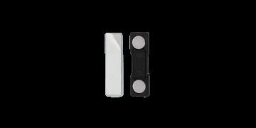 Selbstklebendes Magnet - Kunstoff-Guss (2 Magnete)