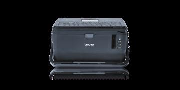 Professionelle Desktop-Etikettiermaschine PT-D800W mit WLAN