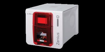 Standard-Thermodrucker für PVC-Karten