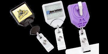 Personalisierter unbeweglicher B-Reel®-Jojo mit gezahntem Dreh-Clip