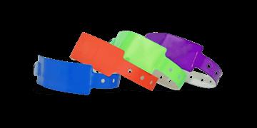 Vinyl-Armbänder, 25 mm