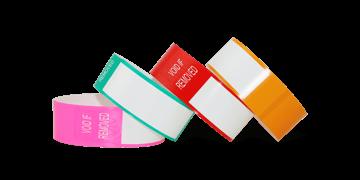 ScanBand®S Thermodruck-Armbänder, 7244SL