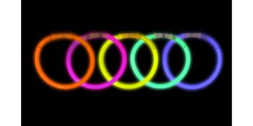 Leuchtarmbänder