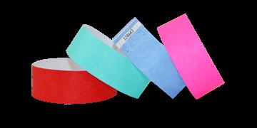 Tyvek®-Armbänder, 25 mm