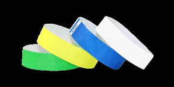 Tyvek®-Armbänder, 19 mm